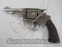 SMITH & WESSON - HAND EJECTOR - THIRD MODEL - .32 LONG CTG. - REVOLVER