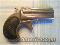 EXTREMLEY RARE!! 1900-1903 REMINGTON .41 RIMFIRE O/U DERRINGER