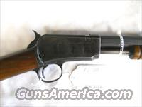 1890 WINCHESTER - OCTAGON BARREL - .22 CAL - PUMP ACTION RIFLE