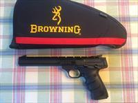 BROWNING BUCK MARK CONTOUR 7.25 URX .22 CALIBER SEMI-AUTO PISTOL - NEW!!
