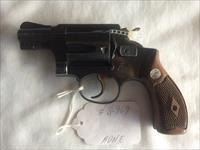 SMITH & WESSON MODEL PRE-36 - .38 SPECIAL REVOLVER