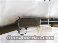1906 WINCHESTER - ROUND BARREL - .22 CAL - PUMP ACTION RIFLE
