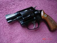 "S&W Model 37 2""BBl. Blue Air Weight D/A Rev. MINT"