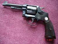 Smith & Wesson Pre-War I Frame Regulation Police .38S&W Excellent 5-Screw MFG 1936