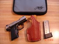 Kimber Solo Carry micro pistol 9m/m MIB Crimson Trace,holster Etc.