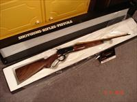 Browning Mod.53 De-Luxe Lever Act. .32/20Win. NIB MFG 1990