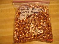 .451  Dia. .45 Cal. 230 gr copper plated Bullets 500 Count