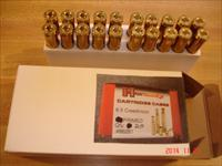 Primmed 6.5Creedmore Brass New By Hornaday 1-20Rnd box.