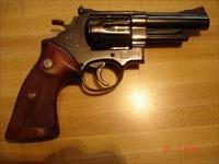 "S&W Mod. 29-2 4"" BBl. .44 Mag. All target Opts. Coke Target stocks Near Mint in Case MFG 1968"