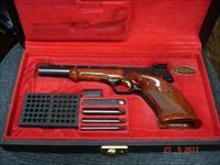 Browning  Medalist MFG 1963 Near Mint in Case .22LR.