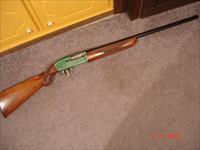 "Rare Forest Green Browning Double Auto MFG 1958 Excellent 28""BBl."