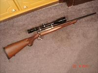 Hard to Find Ruger mod. 77/22RH .22Hornet Bolt Act. Rifle Mint with  6x24x40 Tasco Scope