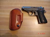 Walther PPKS West German .380acp with holster