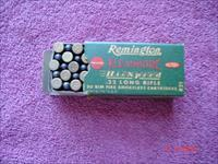 Vintage Remington Kleanbore .22LR Ctgs. Hi-Speed