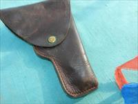 SMALL FRAME .32/.380 AUTO LEATHER HOLSTER
