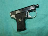 H&R SELF LOADER .25ACP