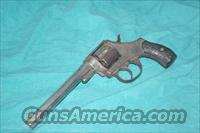 IVER JOHNSON AJAX .44 WEBLEY CAL. LARGE FRAME