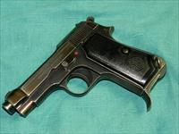 BERETTA 1934 .380 DATED 1939