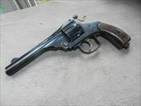 BELGIAN DOUBLE ACTION WESTERN REVOLVER
