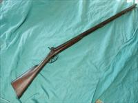 19TH CENTURY CIVIL WAR PERCUSSION SHOTGUN