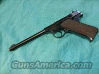 COLT WOODSMAN EARLY MODEL .22LR