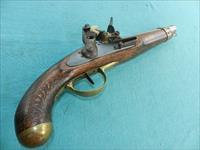"GERMAN HAND CANNON 7/8"" BORE FLINTLOCK"