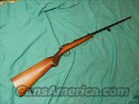 ANSCHUTZ RIFLE .22LR TARGET SINGLE SHOT
