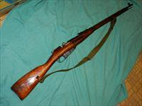MOISIN NAGANT 1942 RIFLE