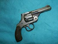H&R  TOP BREAK .32  BOBBED HAMMER  REVOLVER