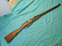 MOISIN NAGANT TULA HEX 1935 RIFLE