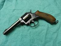 POLICE/CONSTABULARY EUROPEAN 38 REVOLVER