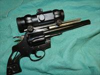 COLT DECTECTIVE SPECIAL CUSTOMIZED .32 MAG. REVOLVER