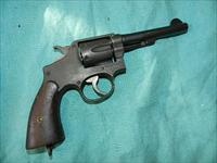 S&W VICTORY MODEL GREAT BRITAIN WWII