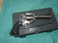 RUGER N.M. BLACKHAWK STAINLESS .44 SPEC