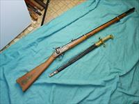 A. ZOLI REMINGTON ZOUAVE RIFLE