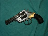 H&R  TOP BREAK .32  POCKET REVOLVER