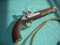 ENFIELD 1847 CALAVARY PERCUSSION PISTOL .65 CAL