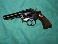 S&W MODEL 10-6 HEAVY BARREL .38SP