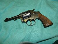SPANISH .38SPEC. DOUBLE ACTION REVOLVER