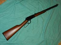 HENRY LEVER ACTION .22LR ABOUT NEW!