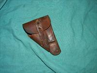 WALTHER PPK WWII HOLSTER