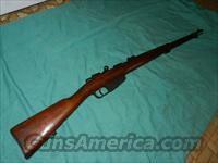 CARCANO 1942 RIFLE 6.5MM
