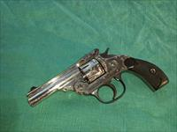 EASTERN ARMS FULLY ENGRAVED .32 REVOLVER