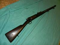 DANISH KRAG ENGINEERS RIFLE VERY RARE