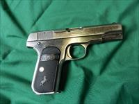 COLT 1903 HAMMERLESS .32 MADE IN 1920