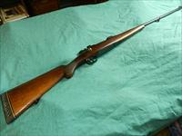 MAUSER SPORTER 8MM BOLT ACTION