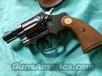 COLT DETECTIVE SPECIAL .32 N.P.