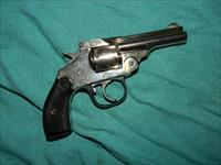 IVER JOHNSON U.S. REVOLVER .32
