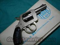 H&R  733 nickle .32 S&W LONG NIB