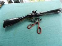 BELGIAN FLINTLOCK BLUNDERBUSS .95 CALIBER